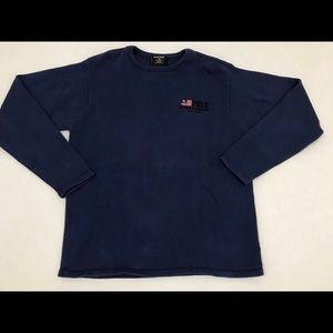 Vintage Polo jeans knit sweater Ralph Lauren